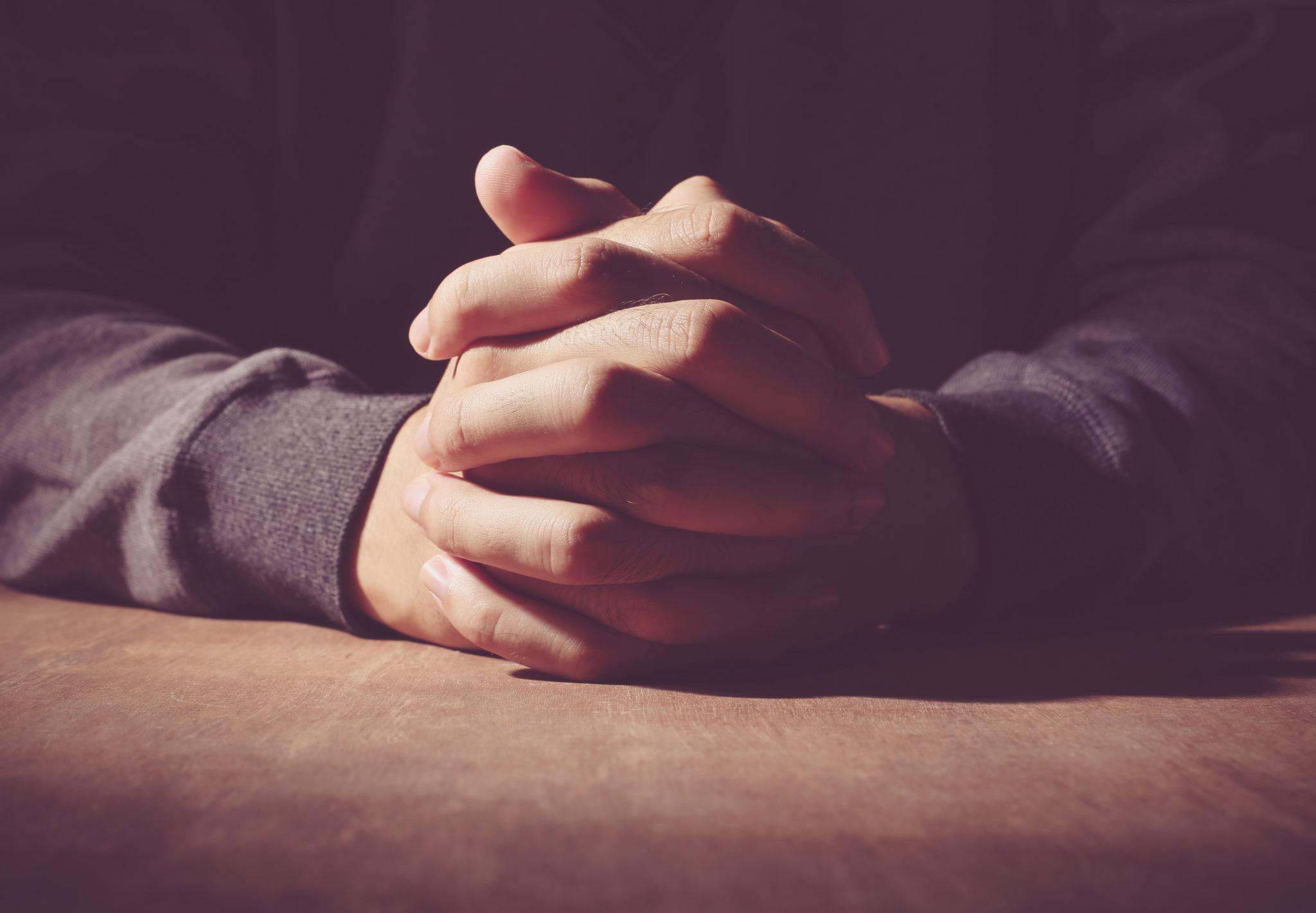 Gesund gebetet