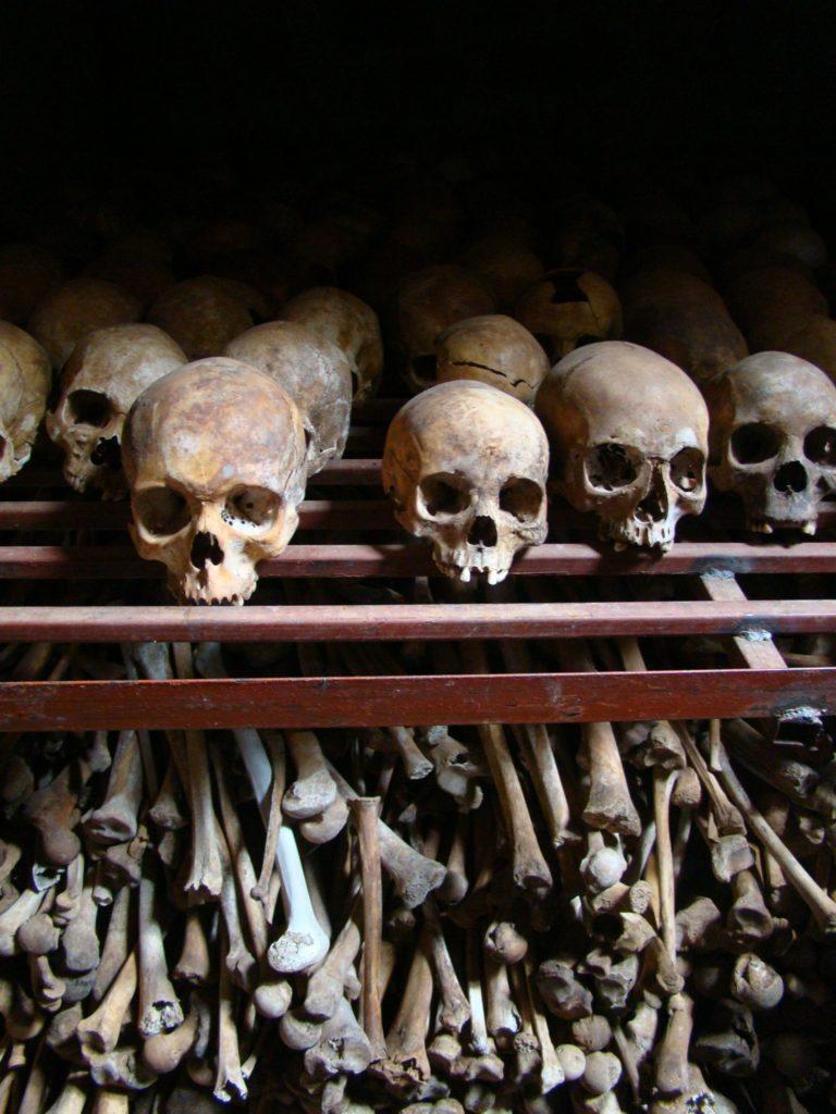 Opfer Genozid